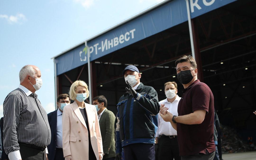 Новый КПО «Дон» открыли в Каширском районе Московской области