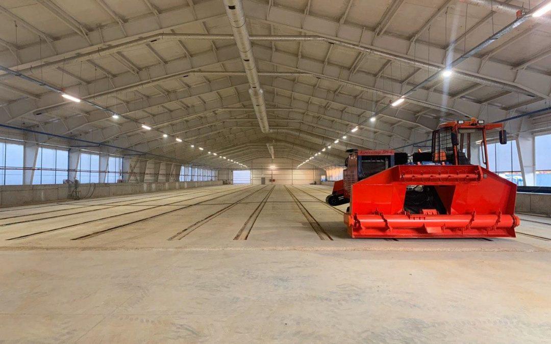Новый современный комплекс переработки отходов в Сергиевом Посаде ввели в эксплуатацию